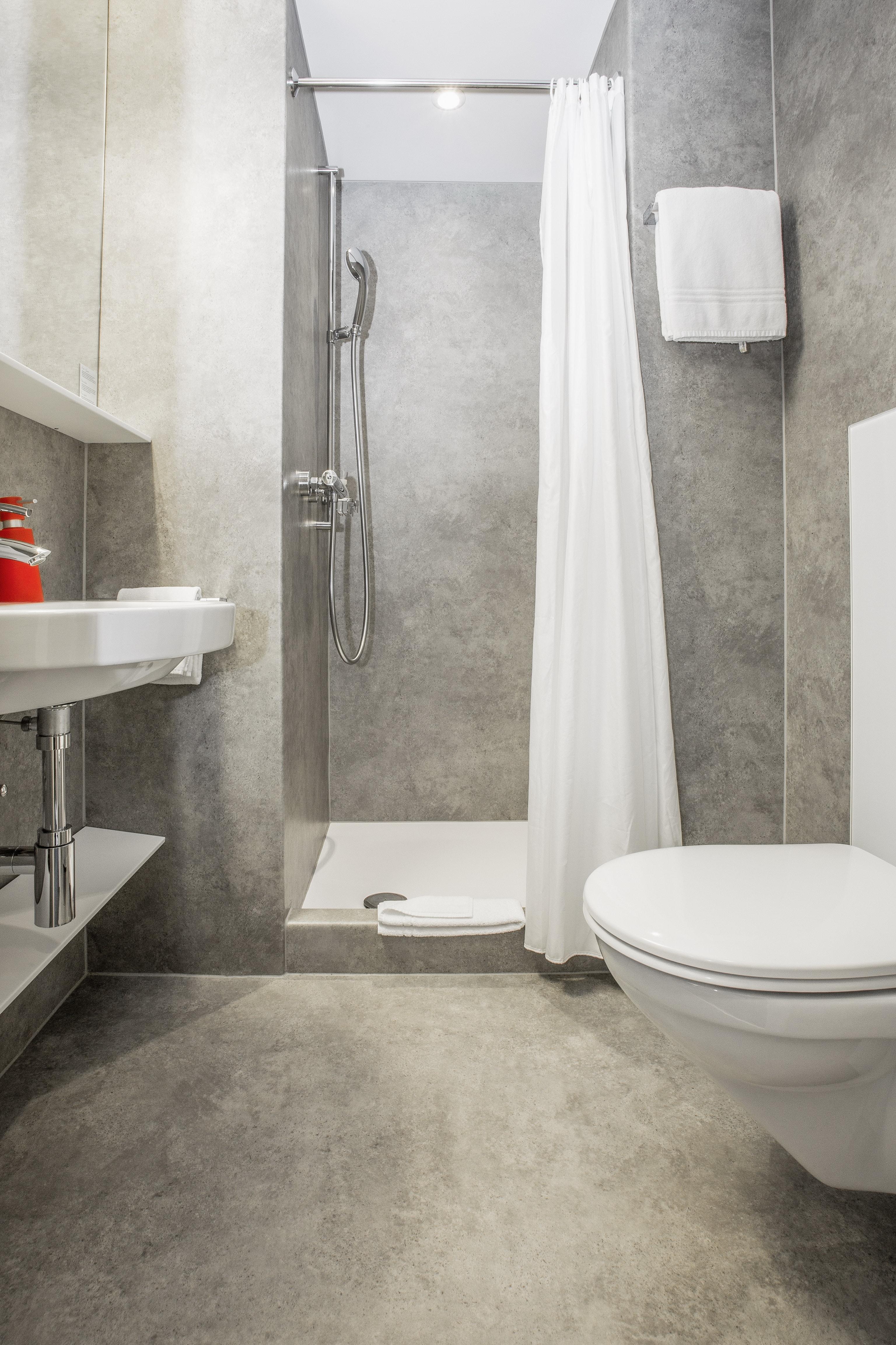 Salle de bain, douche/WC