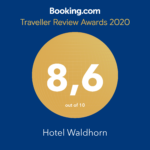 Booking Award 2020